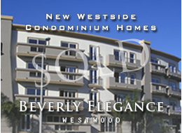 SOLD:  15 new 2 and 3 bedroom homes at 2101 Beverly Glen Boulevard in Westwood.  Open floor plans emphasize the rooms' tremendous size and soaring ceilings.  Beautiful stone, wood and metal finishes throughout the building and each individual home.  Century City views.