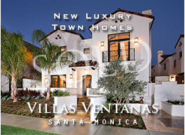 Luxurious Santa Barbara revived style new 3 bedroom, 2 1/2 bathroom town homes with gourmet kitchens, Viking™ appliances, stone fireplaces, wide-plank washed-oak floors, private garages, vaulted bedroom ceilings, custom iron work and moldings, patios, eight-foot doors, and more.